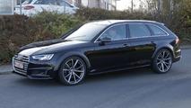 2017 Audi RS4 Avant spy photo