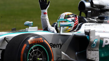 Rosberg failure blows championship wide open