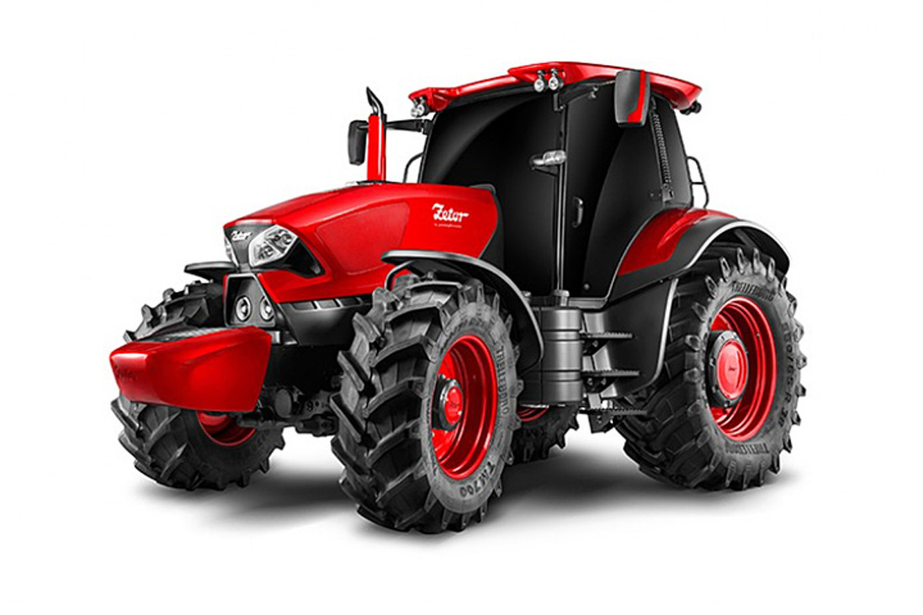 Pininfarina Just Built the World's Most Beautiful Tractor