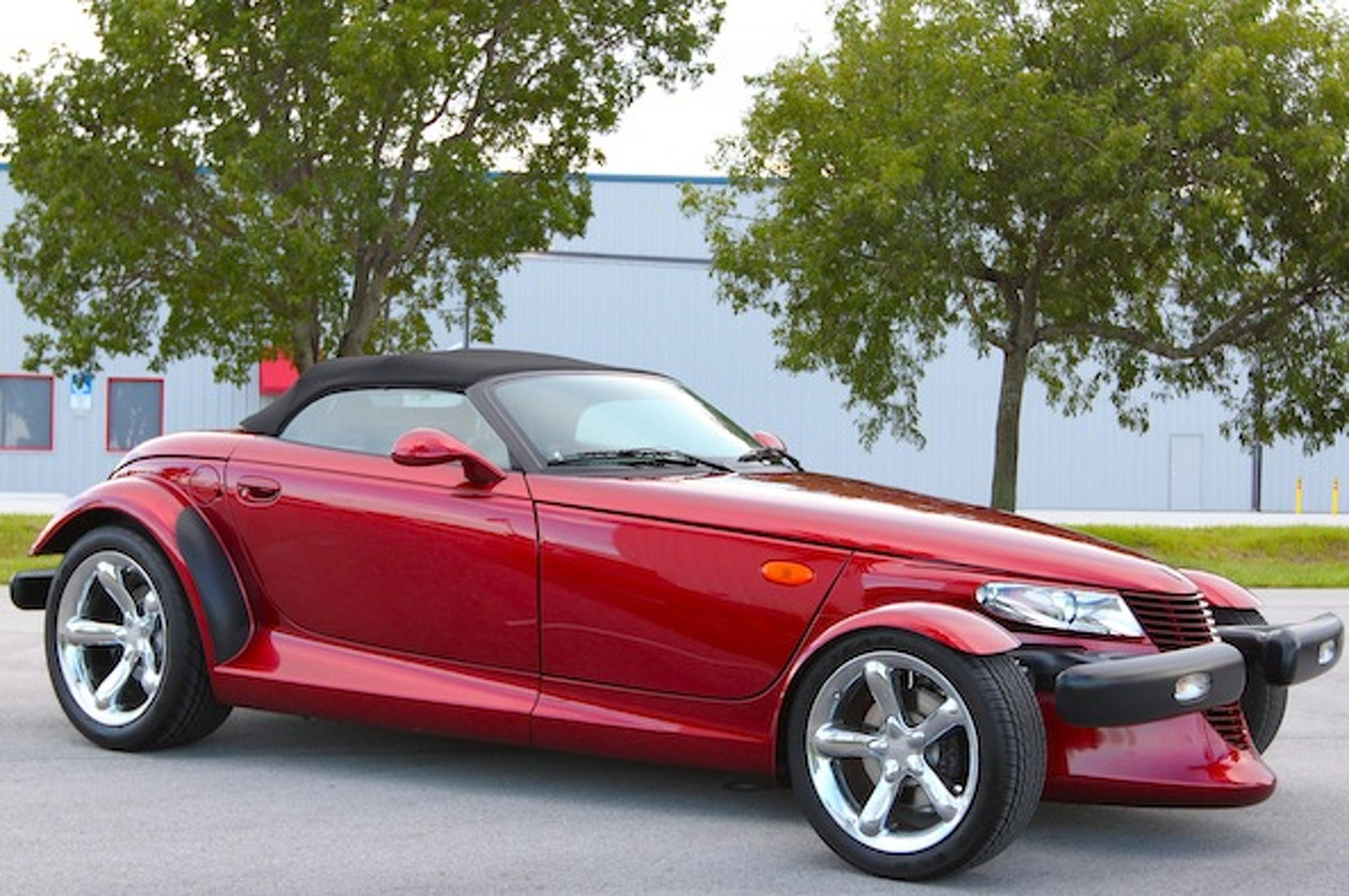 Your Ride: 2002 Chrysler Prowler