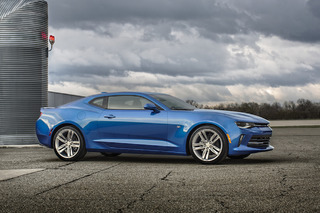2016 Chevrolet Camaro Pricing Starts at $26,695, SS Going for $36,295