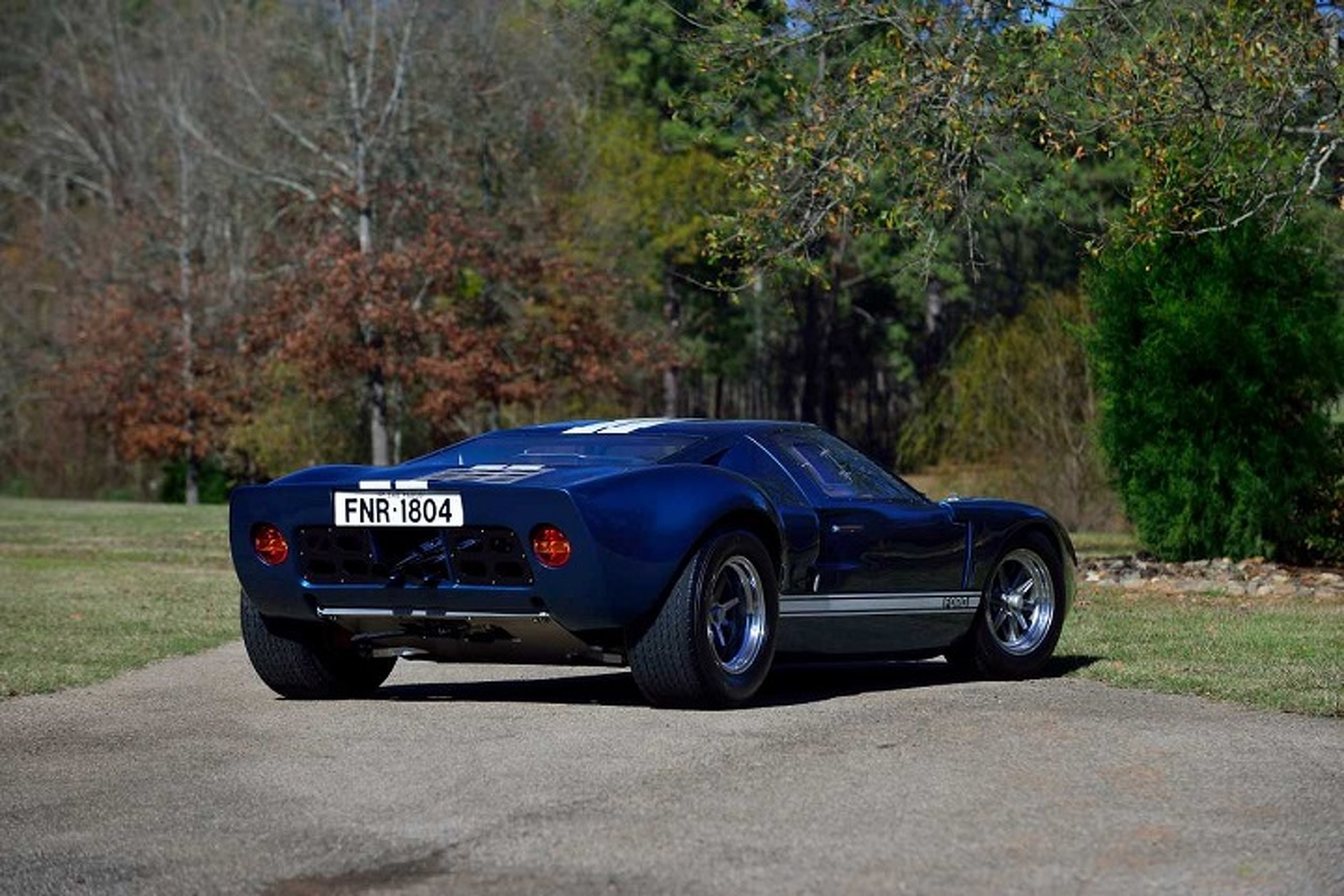 """Fast and Furious"" Ford GT40 is Up For Auction"