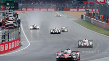 Le Mans 24 Hours: Toyota grabs advantage after two hours