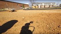 Watch this autonomous rally car destroy a dirt track
