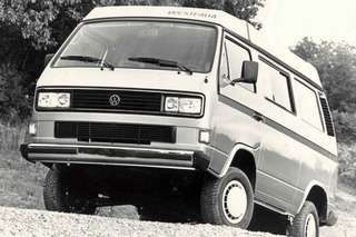 Volkswagen Syncro: We Could Use More 4x4 Vans
