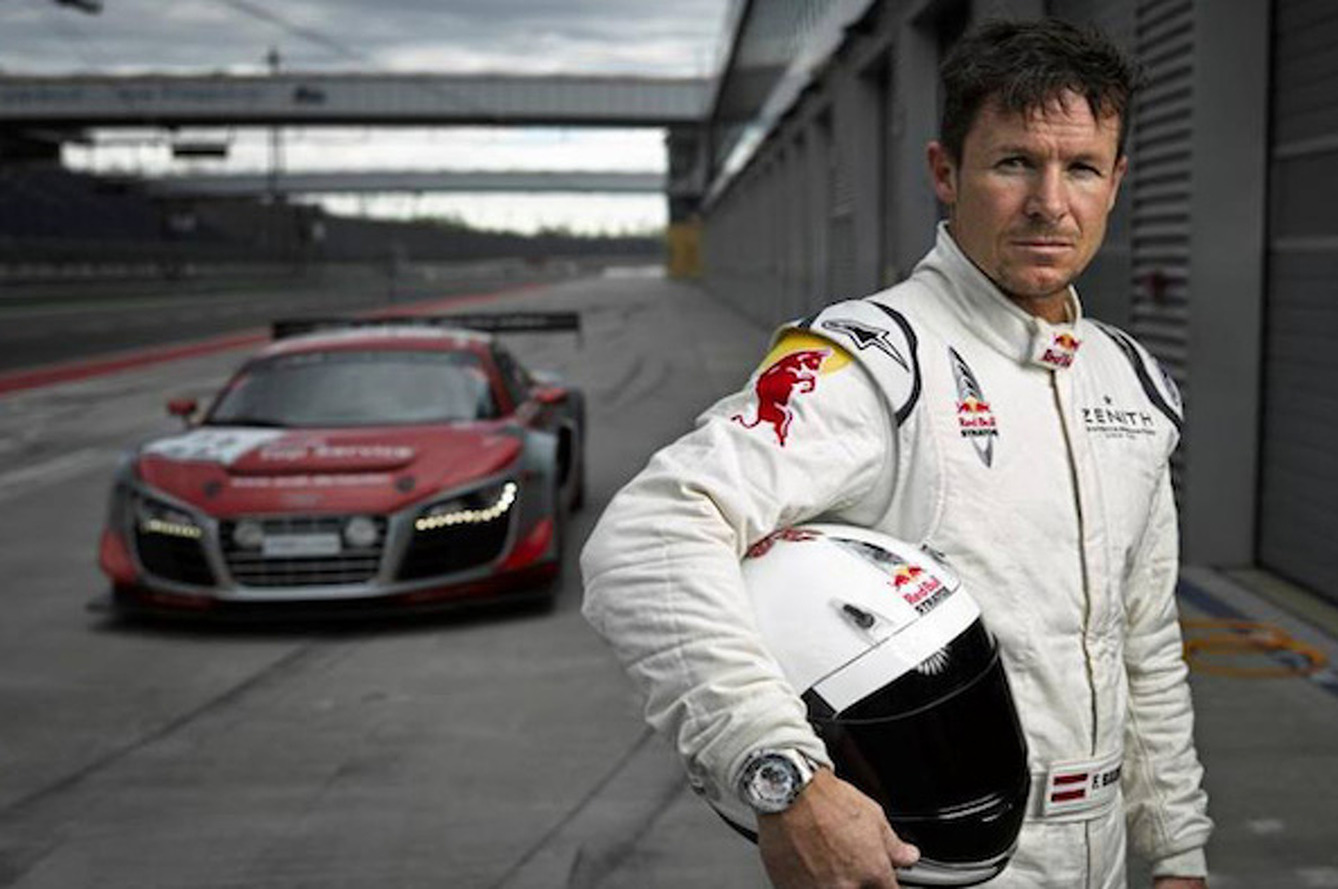 Felix Baumgartner to Tackle the Nürburgring 24
