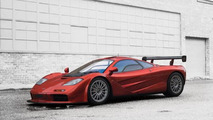 Amazing McLaren F1 LM Specification going up for sale