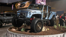 SEMA Show Gallery: Truck and Off-road hall features everything from lifted to slammed