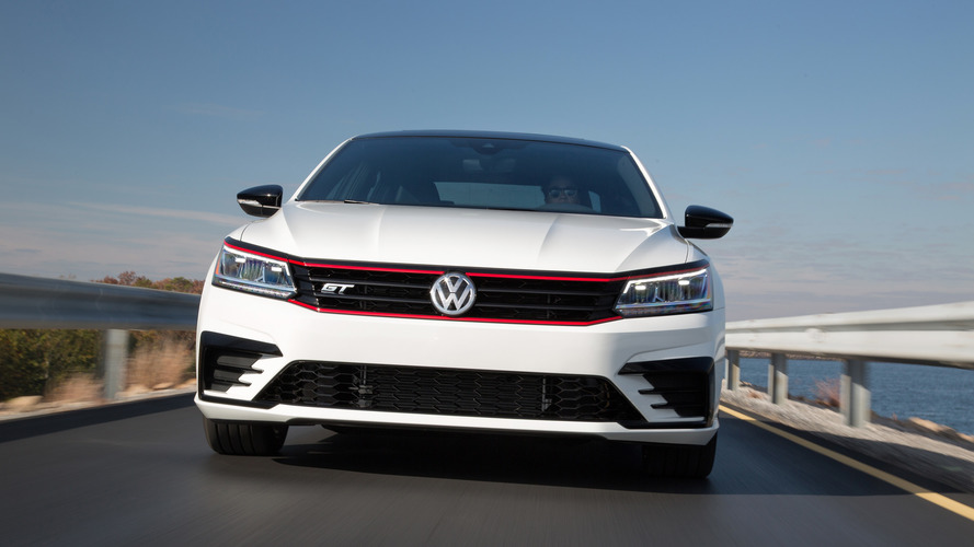 Los Angeles 2016 - Surprise, voici la VW Passat GT !