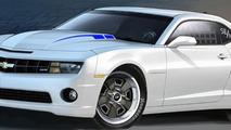 Chevrolet Camaro COPO concept unveiled at SEMA [video]