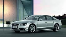 2012 Audi S8, 31.08.2011