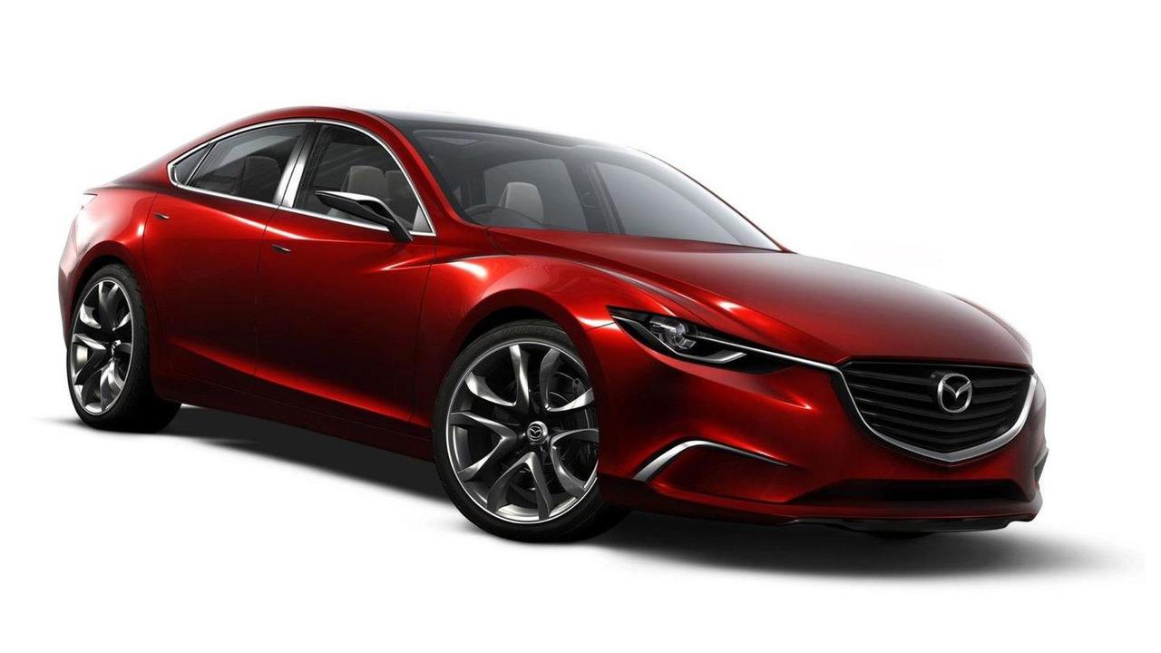 Mazda Takeri Concept 25.10.2011