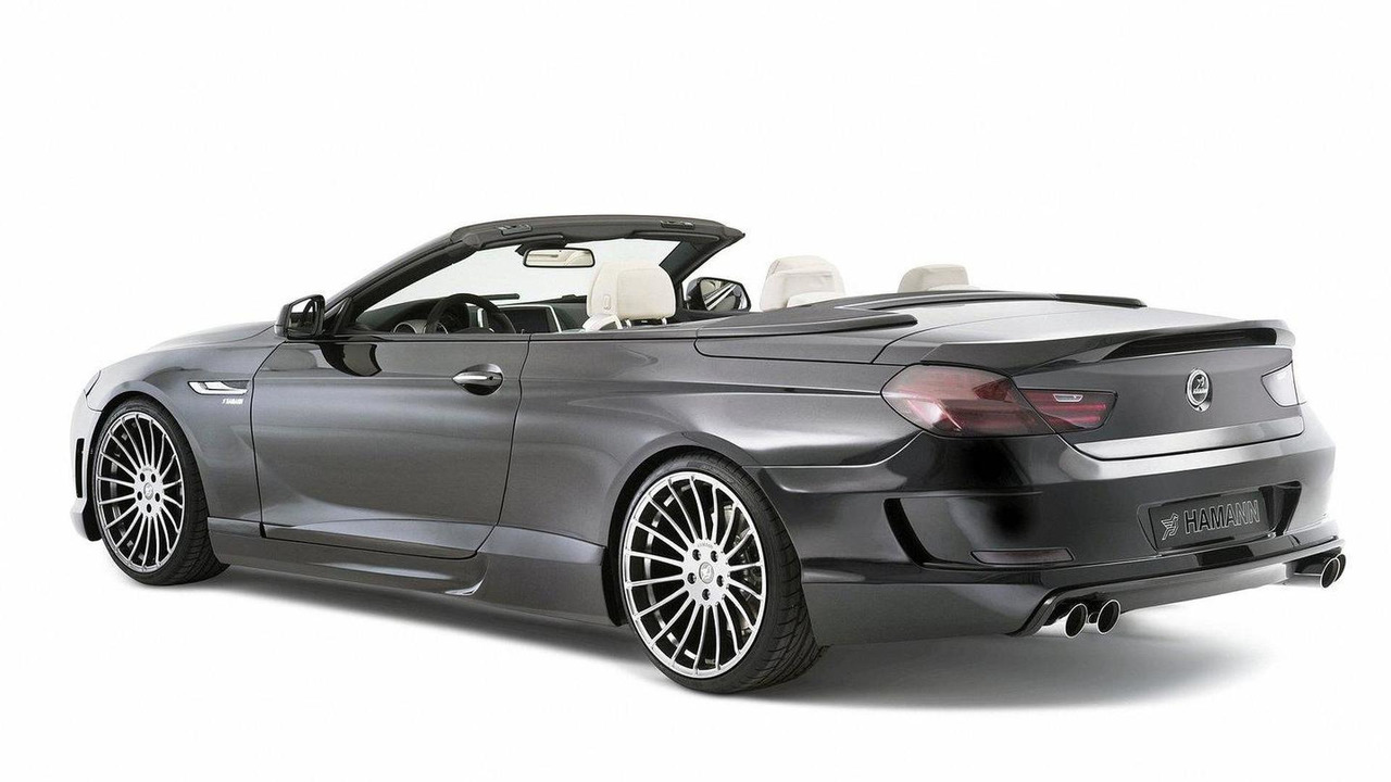 2011 BMW 6-Series Cabrio by Hamann 12.09.2011