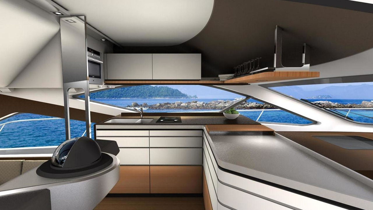 Intermarine 55 by BMW DesignworksUSA - 25.3.2011