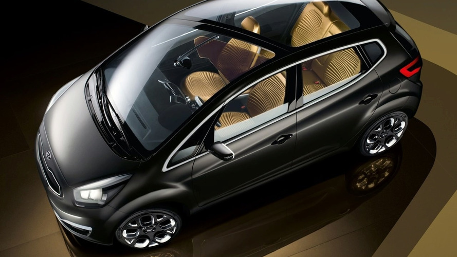 Kia No 3 Concept to Debut at Geneva
