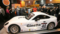Ginetta G40 Debuts at Autosport International