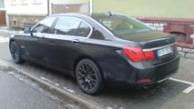 Spy Shots Confirm BMW Prepping V12 Powered 760i