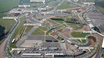 Grosjean not happy with new Silverstone layout