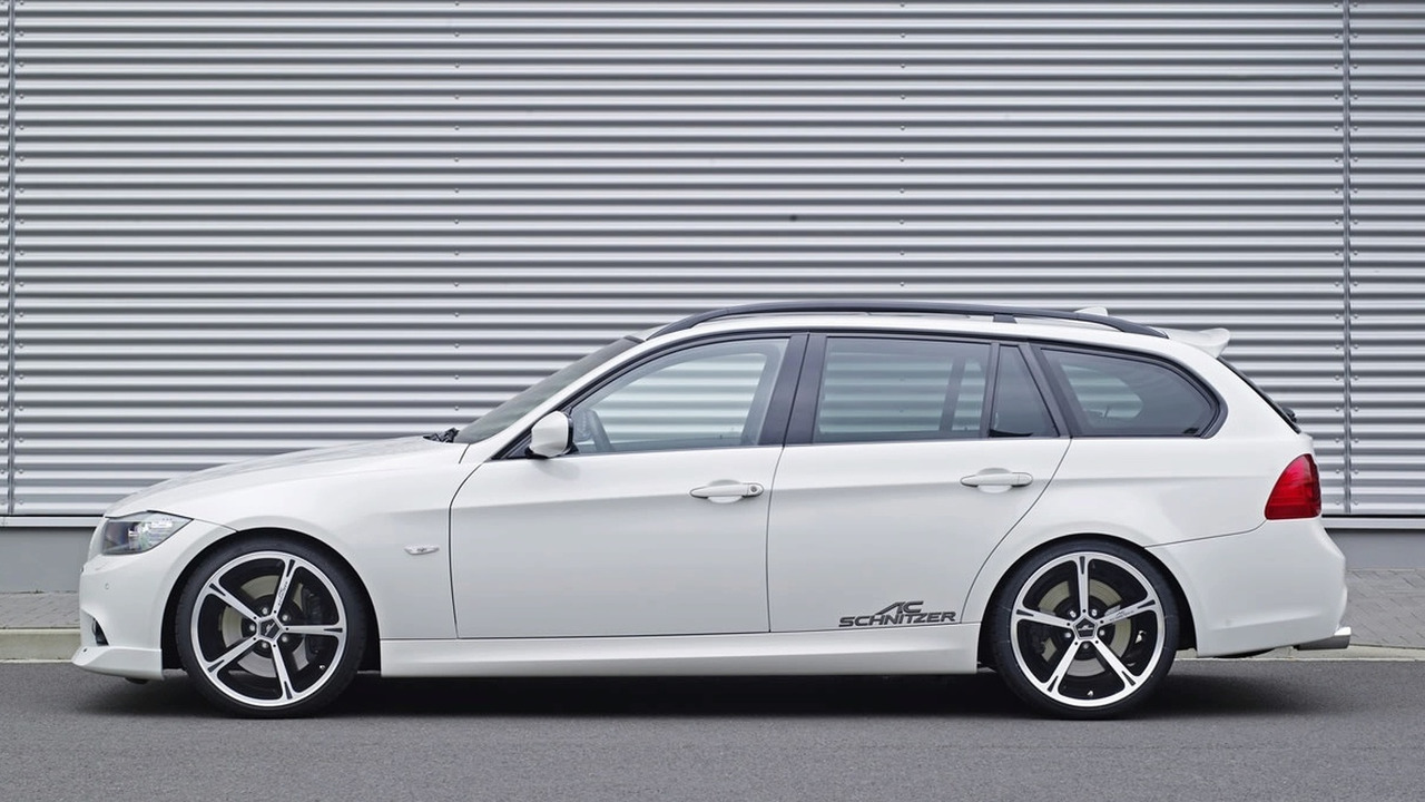 AC Schnitzer ACS3 Touring LCI based on BMW 3 Series Facelift