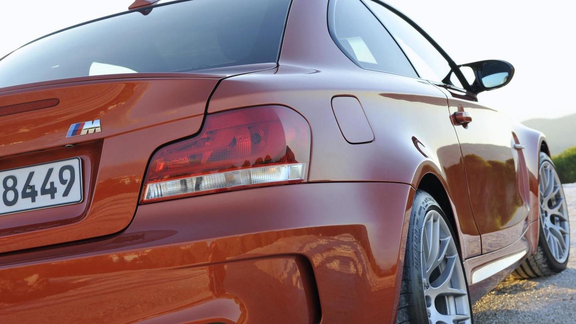 BMW 1-Series M can walk through walls [video]