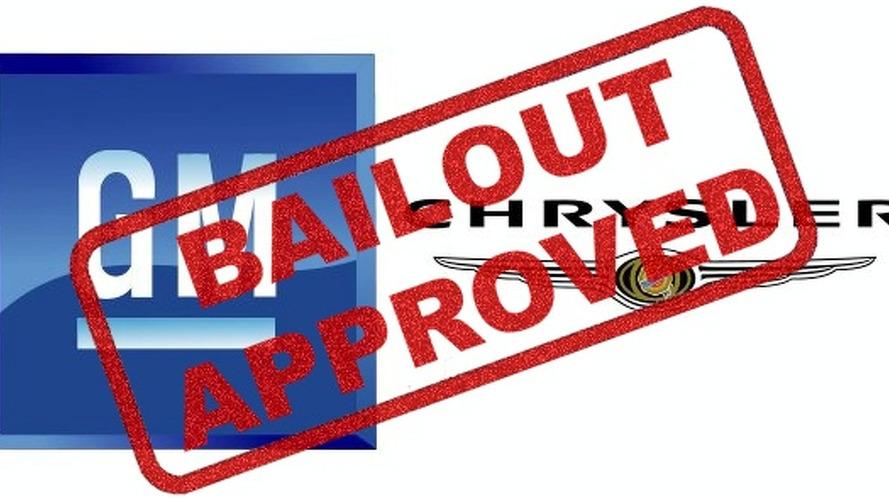 Approved Auto Bailout Details: $17.4 billion