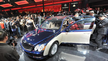 2011 Maybach Facelift Unveiled at Auto China 2010 in Beijing