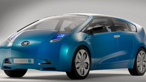 Toyota Prius MPV to be called Alpha