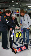 Horner 'fits the bill' to replace Ecclestone - source