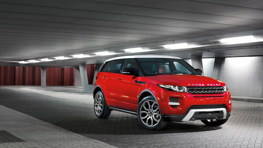 Range Rover working on hotter Evoque variant