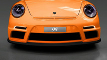 9ff Announces Tuning Packages for Porsche 911 Turbo Facelift