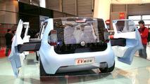Brilliance Electric Vehicle Concept Car