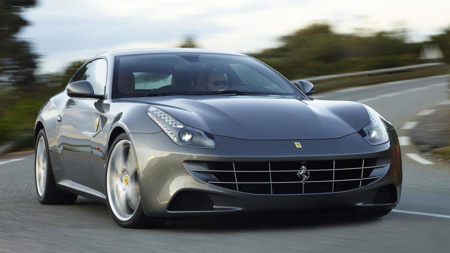 Ferrari FF Coupe coming in late 2014 or early 2015 - report