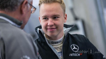 Mazepin's F1 target: