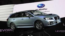 Subaru bringing five LEVORG concepts to Tokyo Auto Salon, including STI Performance version