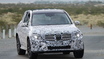 Mercedes-Benz GLC coming in 2016 to rival BMW X4 - report