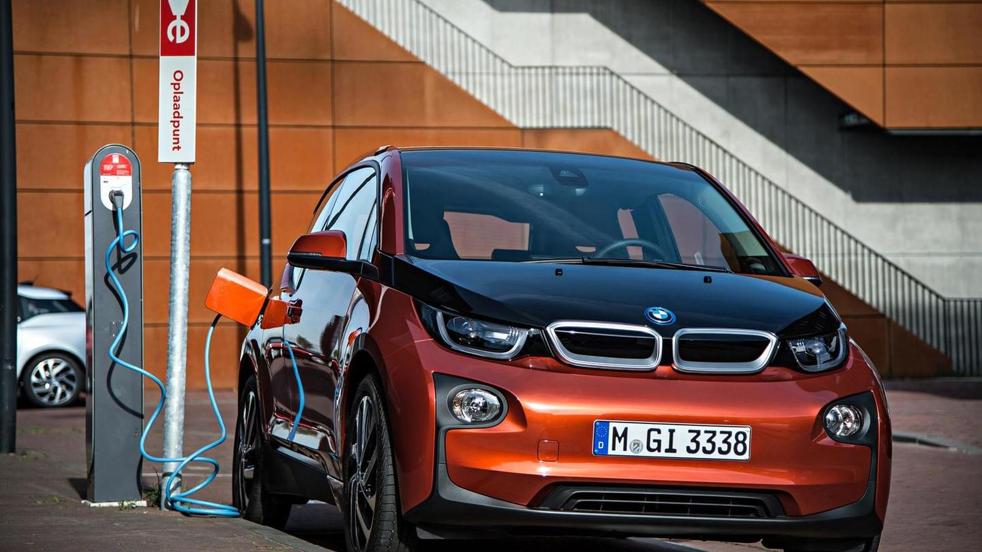 2015 BMW i3 gets $1,075 price hike to $43,350