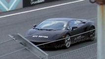 Lamborghini LP 550 Spied in Portugal