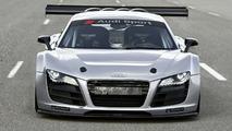 Audi Creates GT3 Race Version of the R8