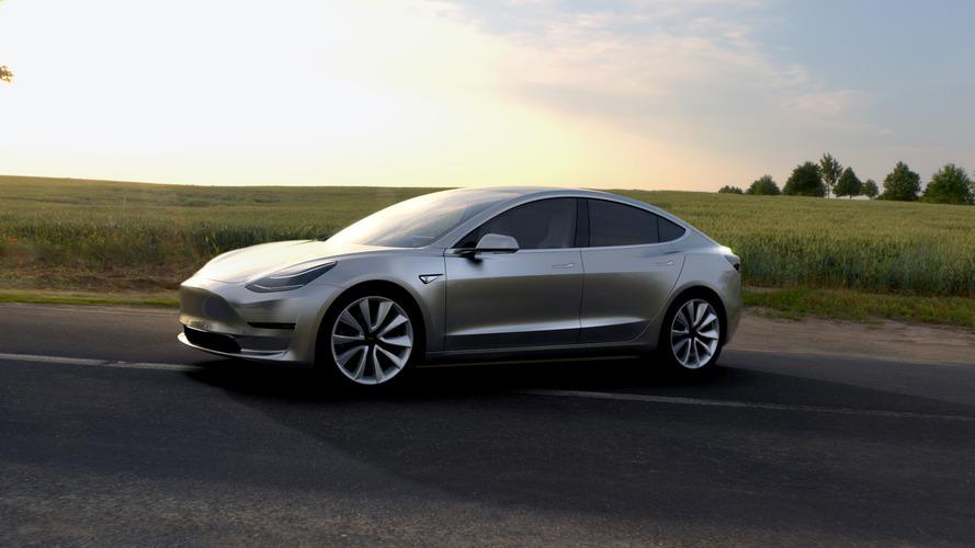 Musk says Tesla Model 3