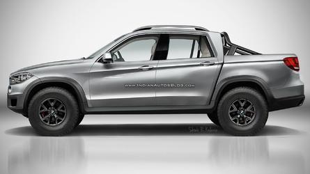 Poderia a BMW ter uma picape baseada na Toyota Hilux?