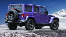 Jeep Wrangler Backcountry & Grand Cherokee SRT Night unveiled