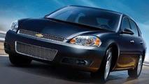 2012 Chevy Impala leaked