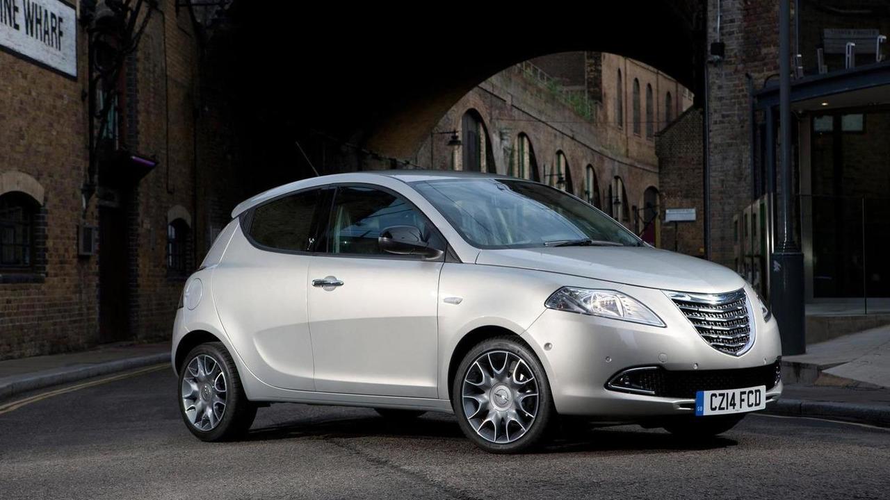 2014 Chrysler Ypsilon