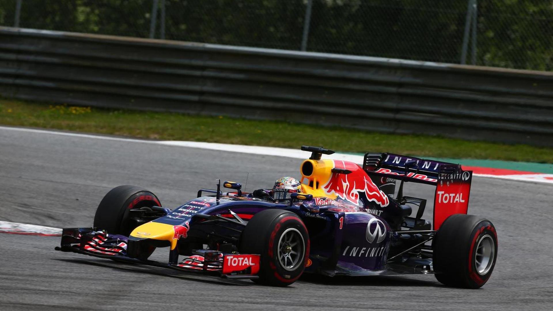 Renault not to blame for Vettel's Austria problem