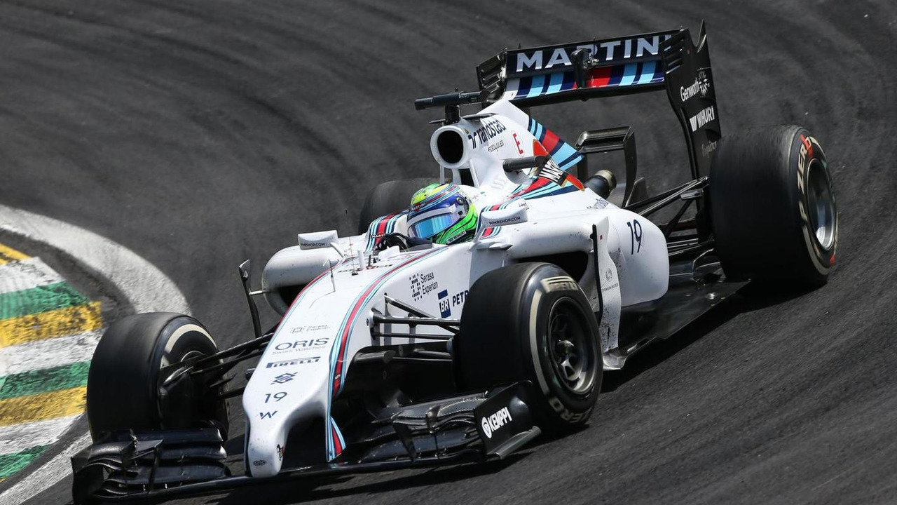 Felipe Massa (BRA), 09.11.2014, Brazilian Grand Prix, Sao Paulo / XPB