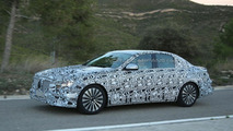 2016 Mercedes E-Class spied inside & out