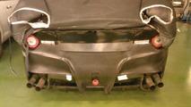Ferrari 620 GT alleged prototype rear image