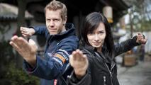Vettel's Kung Fu short film released [video]