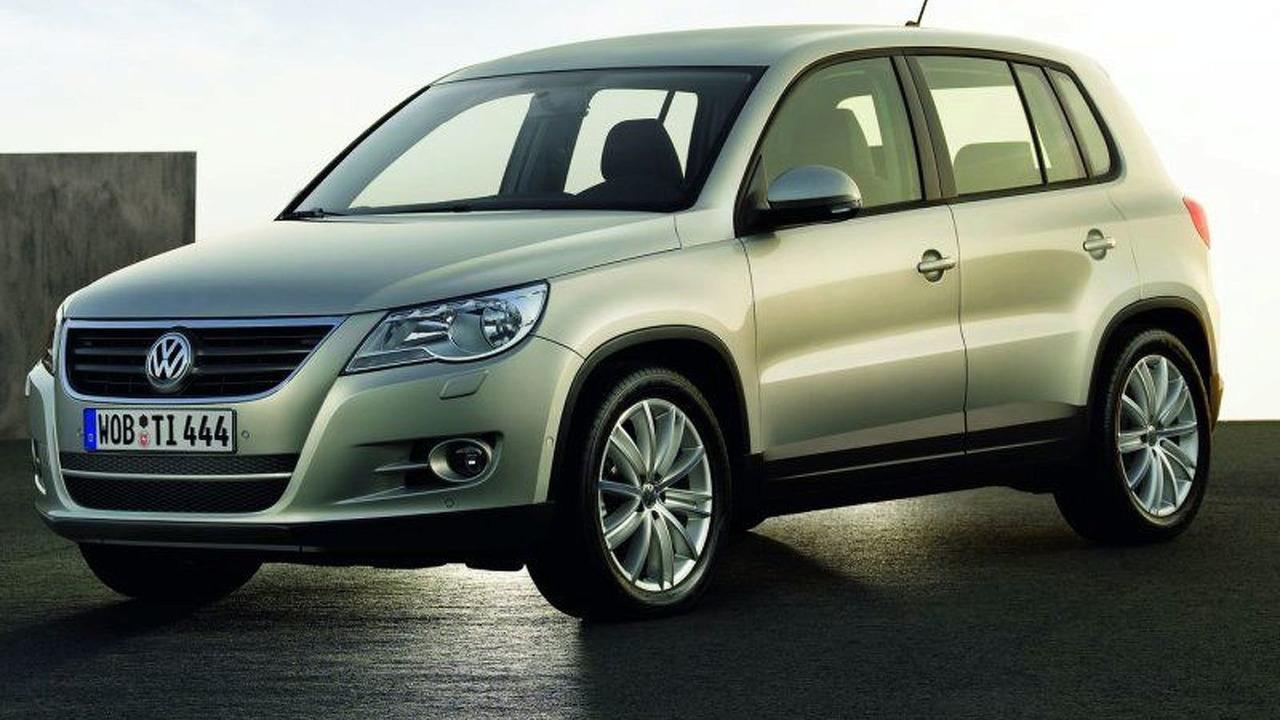 New VW Tiguan