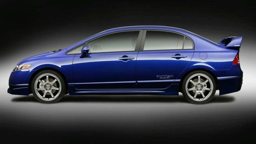 Honda Civic MUGEN Si set for October release in the U.S.!